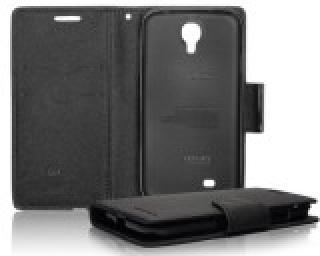 MERCURY Fancy Diary flipové pouzdro pro Samsung Galaxy S7 Edge G935 černé
