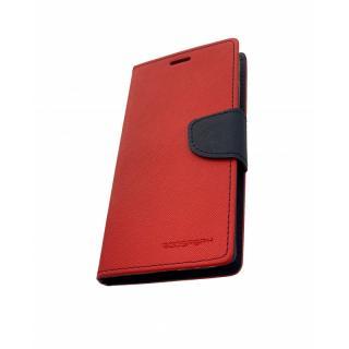 Mercury Fancy Diary flipové pouzdro pro Xiaomi Redmi 5, red/navy