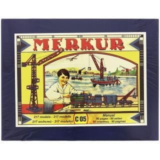 Merkur Stavebnice Classic C05 217 modelů pánské