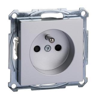 Merten zásuvka System M alu MTN2600-0460