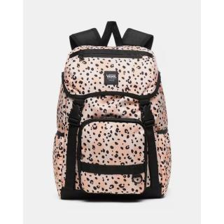 Meruňkový vzorovaný batoh VANS 22 l Other One size