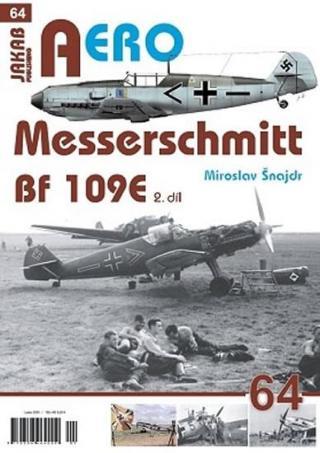 Messerschmitt Bf 109E 2.díl - Šnajdr Miroslav