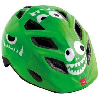 MET ELFO dětská příšerky/zelená lesklá S/M