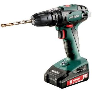 Metabo SB 18 2x1,5Ah Li-Power, kufr