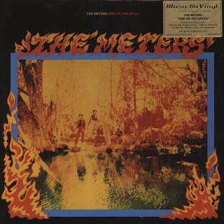 Meters Fire On the Bayou   5  Black