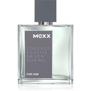 Mexx Forever Classic Never Boring for Him toaletní voda pro muže 50 ml pánské 50 ml