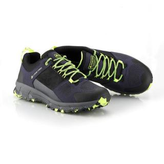 Mexxe  Outdoorová obuv s antibakteriální stélkou 42 MODRÁ