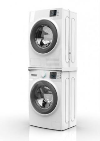 Mezikusy pračka - sušička mezikus meliconi 656108 torre basic slim nekompletní příslušenstv