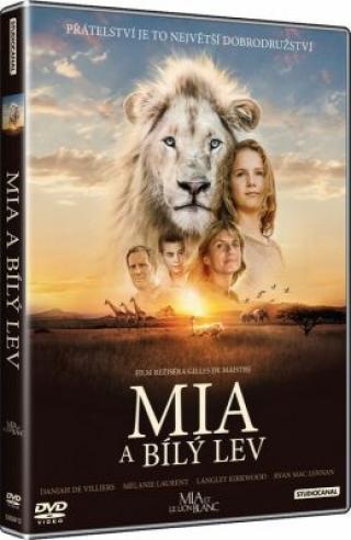 Mia a bílý lev - DVD