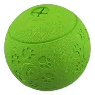 Míček na pamlsky Dog Fantasy zelená 6cm