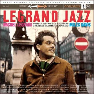 Michel Legrand Legrand Jazz  Black