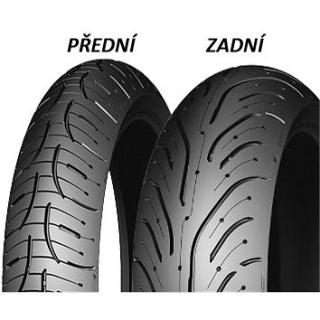Michelin PILOT ROAD 4 150/70 ZR17 69 W