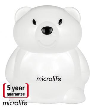 MICROLIFE Inhalátor v dětském designu NEB 400 bílá