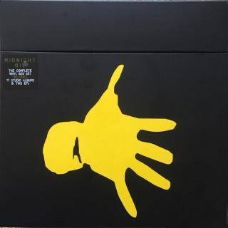 Midnight Oil Complete Vinyl Box Set  Black