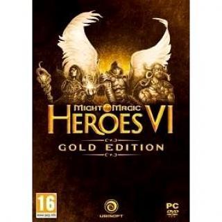 Might & Magic Heroes VI Gold (PC) DIGITAL
