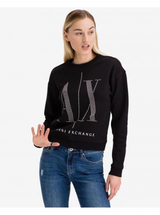 Mikina Armani Exchange dámské černá XS