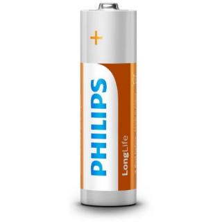 Mikrotužkové baterie AAA Philips LongLife R03 L4B