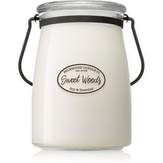 Milkhouse Candle Co. Creamery Sweet Woods vonná svíčka Butter Jar 624 g 624 g