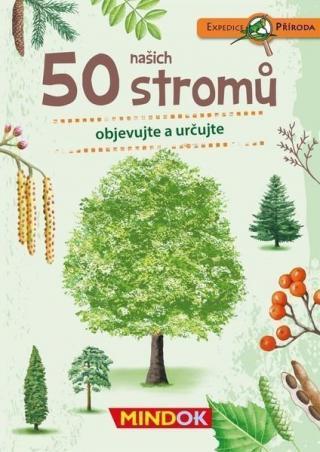 MindOk Expedice příroda: 50 stromů CZ