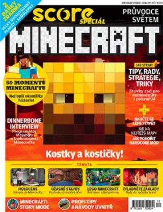 Minecraft 1 – Kostky a kostičky! - kolektiv autorů