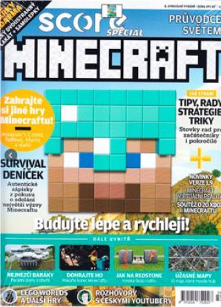 Minecraft 2 – Budujte lépe a rychleji! - kolektiv autorů