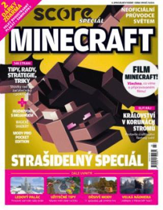 Minecraft 5 – Strašidelný speciál - kolektiv autorů