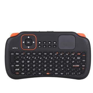 Mini bezdrátová klávesnice s AirMouse a touchpadem