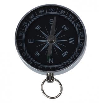 Mini cestovní kompas pro pěší turistiku