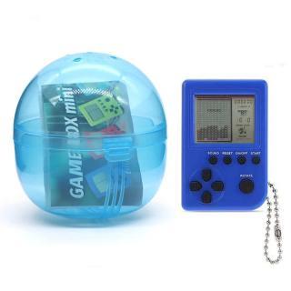 Mini hrací konzole na klíče - 5 barev Barva: modrá