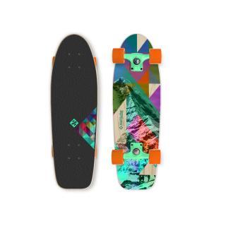 Mini longboard Street Surfing Kicktail Rocky Mountain 28