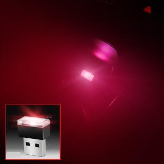 Mini USB světlo Barva: červená