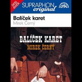 Miroslav Černý – Balíček karet / Supraphon - Original CD
