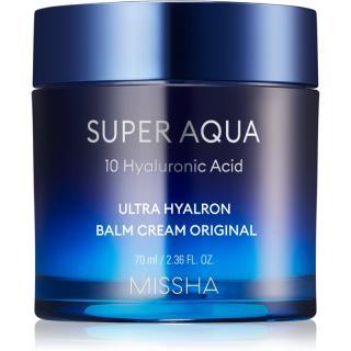Missha Super Aqua 10 Hyaluronic Acid hydratační balzám na obličej 70 ml dámské 70 ml