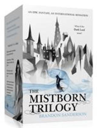 Mistborn Trilogy Boxed Set - Sanderson Brandon