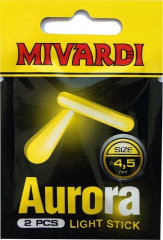 Mivardi Chemická světýlka Aurora 3 mm Green