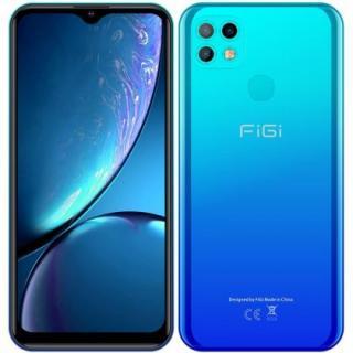 Mobilní telefon aligator figi note 1 pro 4gb/128gb, modrá