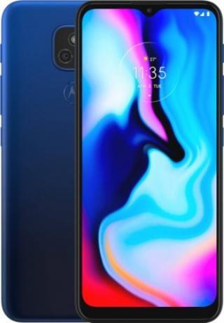 Mobilní telefon motorola e7 plus 4gb/64gb, modrá