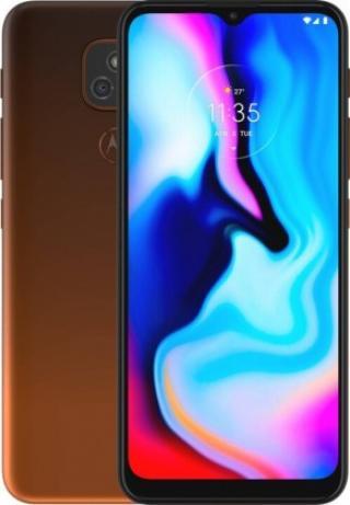 Mobilní telefon motorola e7 plus 4gb/64gb, oranžová