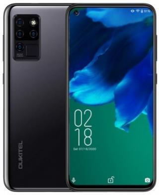 Mobilní telefon oukitel c21 4gb/64gb, černá