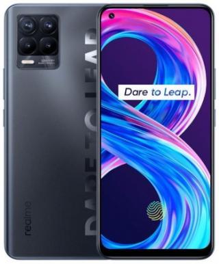 Mobilní telefon realme 8 pro 8gb/128gb, černá