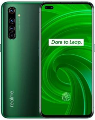 Mobilní telefon realme x50 pro 5g 12gb/256gb, zelená