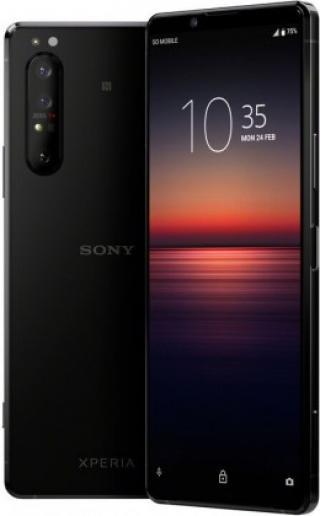 Mobilní telefon sony xperia 1 ii. 8gb/256gb, černá