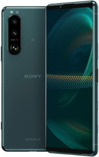Mobilní telefon sony xperia 5 iii 5g 8gb/128gb, zelená