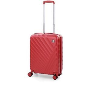 Modo by Roncato, RAINBOW, 55 cm, 4 kolečka, červená
