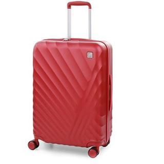 Modo by Roncato, RAINBOW, 66 cm, 4 kolečka, červená