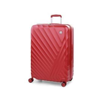 Modo by Roncato, RAINBOW, 76 cm, 4 kolečka, červená