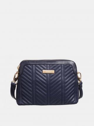 Modrá crossbody kabelka Bessie London dámské