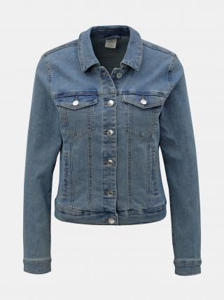 Modrá džínová bunda VERO MODA Hot Soya dámské XS