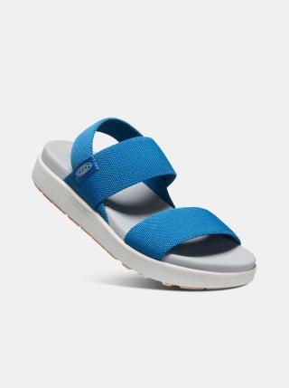 Modré dámské sandály Keen dámské modrá 36