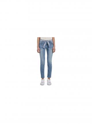 Modré dámské slim fit džíny Tom Tailor dámské modrá XL